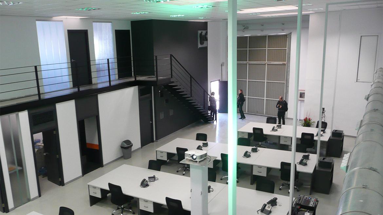 Oficinas tice isabel p rez arquitecta for Oficina proteccion datos